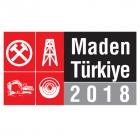 Maden Türkiye 2018 Fuarı
