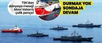 3 dev sondaj gemisi ile çalışmalar tam gaz devam