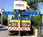 Pırıltı Sondaj Antalya