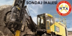 MTA dan karotlu maden sondaj hizmeti ihalesi