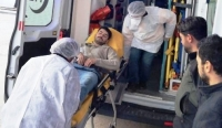 Sondaj kazasında 1 kişi gazdan etkilendi